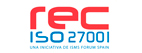 Registro de Empresas Certificadas ISO 27001